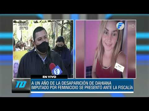 Escrachan a expareja de Dahiana Espinoza