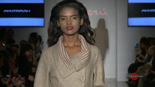 Runway Fashion Show at Peru Moda ANNTARAH Pre Fall 2015