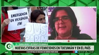 Nuevas cifras de femicidio en Tucumán y en el país