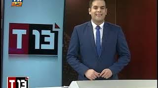 T13 Noticias: Programa del 25 de Febrero del 2020