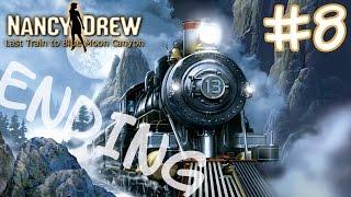 Nancy Drew: Last Train to Blue Moon Canyon Walkthrough part 8