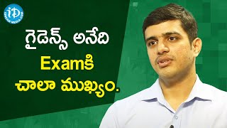 Guidance is Very Important for Exam - UPSC 77th Rank Holder Katta Ravi Teja | Dil Se With Anjali - IDREAMMOVIES