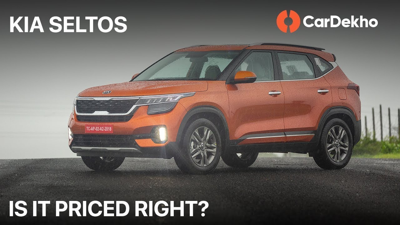 Kia Seltos launched I Is it well-priced? I Price analysis in Hindi I CarDekho