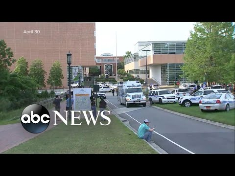 Chilling 911 calls released from deadly shooting at North Carolina university