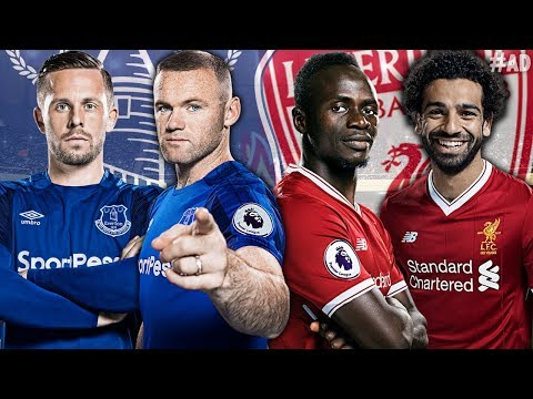 LIVE: Merseyside & Manchester Derby Preview   Team Talk