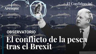 Primer problema del Brexit: los tres dilemas del arenque de Boris Johnson