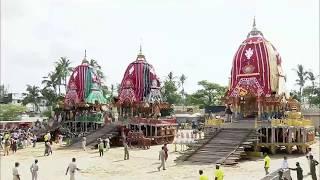 LIVE: Jagannath Rath Yatra 2020 | Bahuda Yatra & Hari Sayana Ekadasi | Ratha Jatra 2020 | - BHAKTISONGS