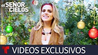 El Señor de los Cielos 7 | Navidad en pijamas con Isabella Castillo | Telemundo