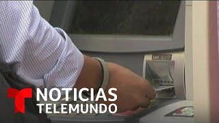 Estas son las recomendaciones para no pagar demás en costos bancarios   Noticias Telemundo