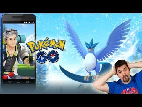 ¡VUELVE ARTICUNO! NUEVAS INVESTIGACIONES de CAMPO y RECOMPENSA en Pokémon GO! [Keibron]