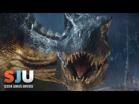 Let's Talk About the Final Jurassic World: Fallen Kingdom Trailer! - SJU