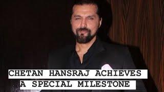 Naagin 3 actor, Chetan Hansraj achieves a special milestone | Shares a heartfelt message | Checkout - TELLYCHAKKAR