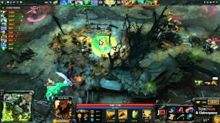 Natus Vincere vs Team Tinker Game 3   Megafon Battle Arena Grand Final @TobiWanDOTA & Clairvoyance
