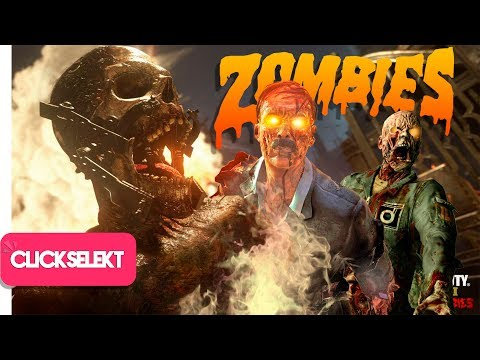 connectYoutube - Call of Duty Zombies - The Evolution of Graphics