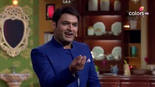 Comedy Nights with Kapil - A kid loses faith in love! - COLORSTV