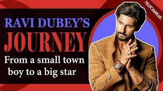 Ravi Dubey aka the popular Jamai Raja of tv world   From a small town boy to a big star   - TELLYCHAKKAR