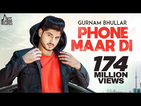 PHONE MAAR DI LYRICS - Gurnam Bhullar
