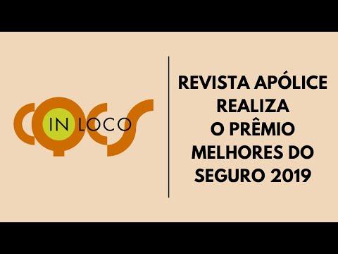 Imagem post: Revista Apólice realiza o prêmio Melhores do Seguro 2019