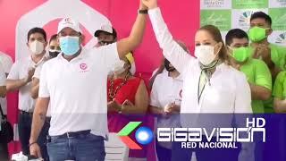 'Sosa y Camacho' firman la 'dupla ganadora', buscan Alcaldía y Gobernación de Santa Cruz