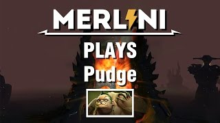 [Merlini's Catalog] Pudge on 25.11.2014 - Game 1/4