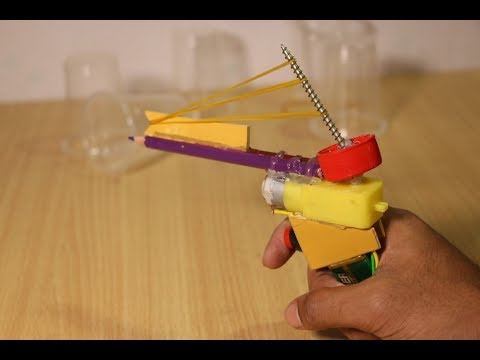 homemade weapons for kids