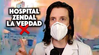 Zendal: Médico cuenta la verdad del hospital de Madrid ????