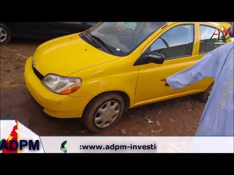 Le business de taxi au Cameroun