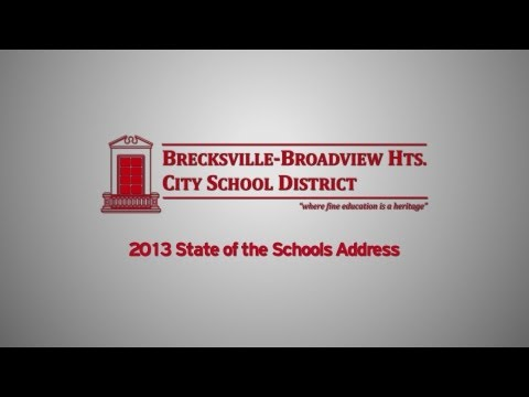 connectYoutube - BBHCSD State of the Schools