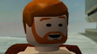 LEGO Star Wars: The Complete Saga 100% Guide #17 - Ruin of the Jedi (All Minikits)
