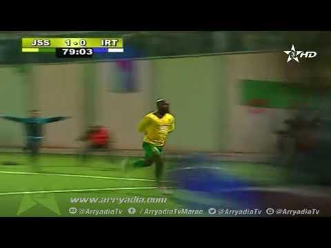 شبيبة الساورة الجزائري 2-0 إتحاد طنجة هدف كوناطي