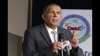 Former President Anthony Carmona Discusses Complexities Of Human Trafficking