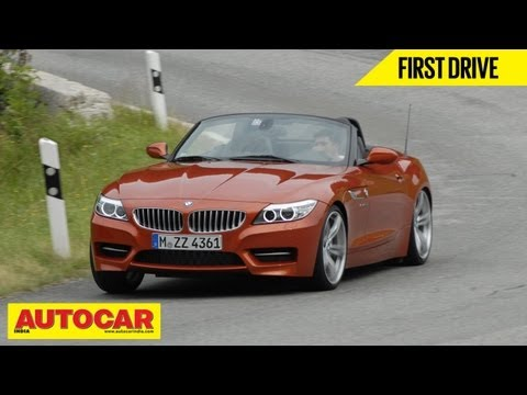 2013 BMW Z4 Convertible | First Drive Review