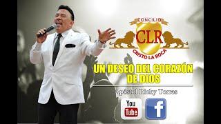 UN DESEO DEL CORAZÓN DE DIOS - Apóstol Ricky Torres