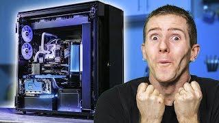 Ultimate $20,000 Dual System Build – Corsair Slate Part 2