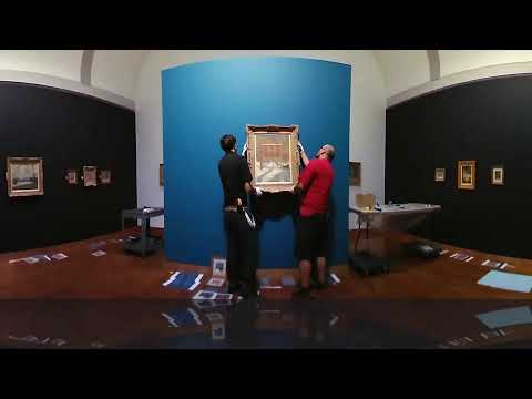 360-degree Installation of James Wilson Morrice