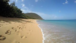 beautiful place Guadeloupe