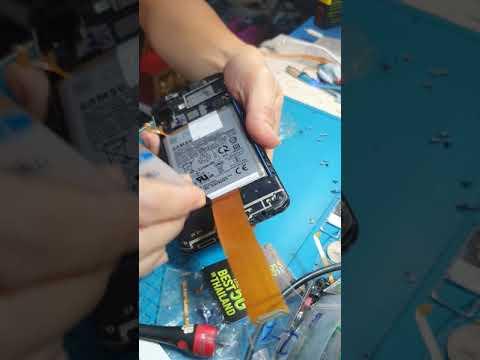 เปลี่ยนแบตเตอรี่-Samsung-A12