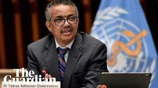 Coronavirus: WHO leaders discuss Covid-19 pandemic developments with EU and UN – watch live