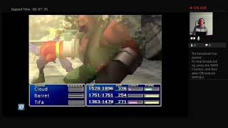 Final Fantasy VII First Time Playthrough
