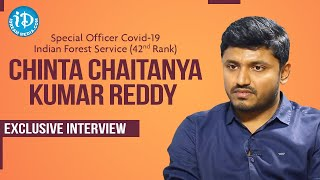 Covid-19 Special Officer Chinta Chaitanya Kumar Reddy Exclusive Interview | Dil Se With Anjali - IDREAMMOVIES