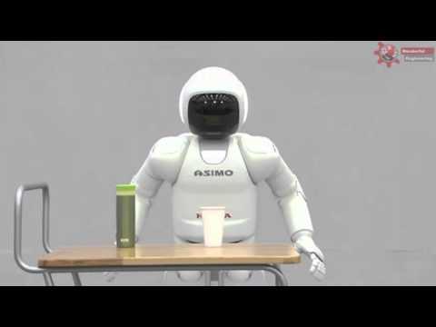 connectYoutube - Most Advanced Humanoid Robot - Asimo