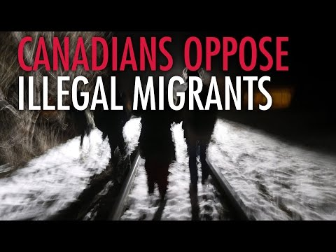 Canadians want action on illegal immigration