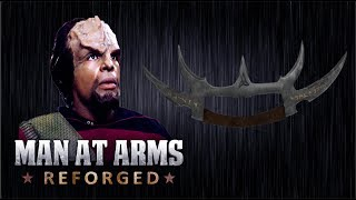 Sword of Kahless - Star Trek - MAN AT ARMS: REFORGED