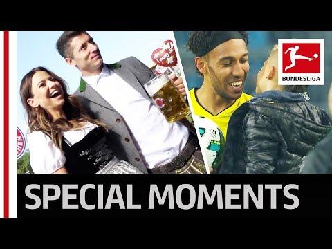 Daddy Auba, Reus Photobomb, Bayern Go Oktoberfest - Matchday 6 Mashup