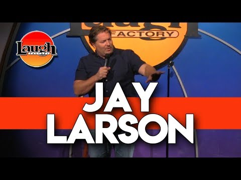 connectYoutube - Jay Larson | Accepted Racism | Stand Up Comedy