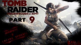 Прохождение Tomb Raider Часть 9 / Walkthrough Tomb Raider Part 9