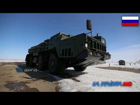 New Russian Multiple Rocket Launcher System 9k515 Tornado-S [1080p]
