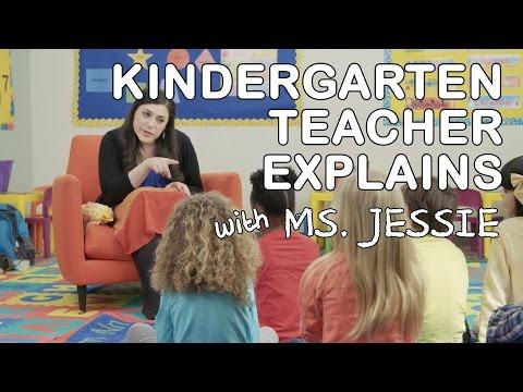 Kindergarten Teacher Explains   Trailer