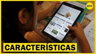 Educación a distancia en el Perú: Tablets se podrán utilizar en lugares sin cobertura o electricidad