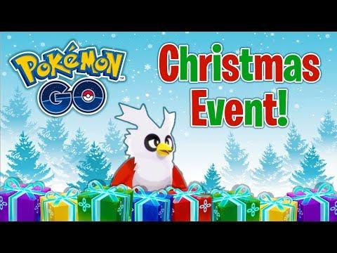 connectYoutube - POKEMON GO CHRISTMAS EVENT PREDICTIONS! MEW, CELEBI, DELIBIRD COMING TO POKEMON GO?